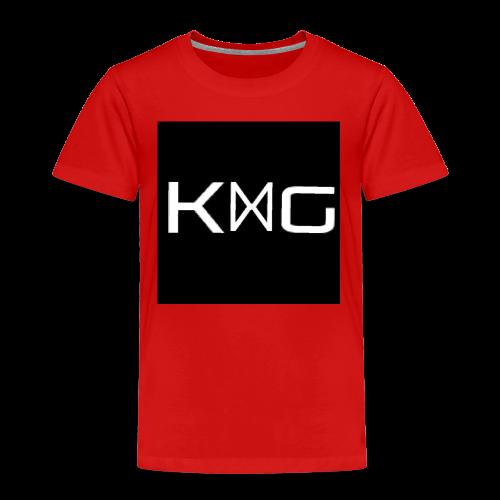 KMG - Kinder Premium T-Shirt