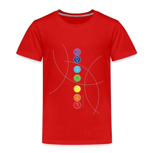 Les 7 chakras - T-shirt Premium Enfant