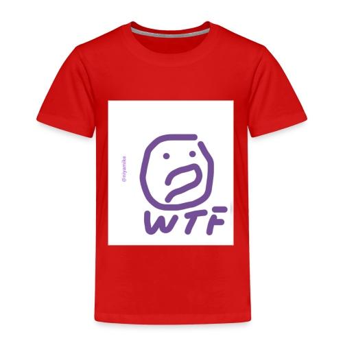 WTF by niyamike - T-shirt Premium Enfant