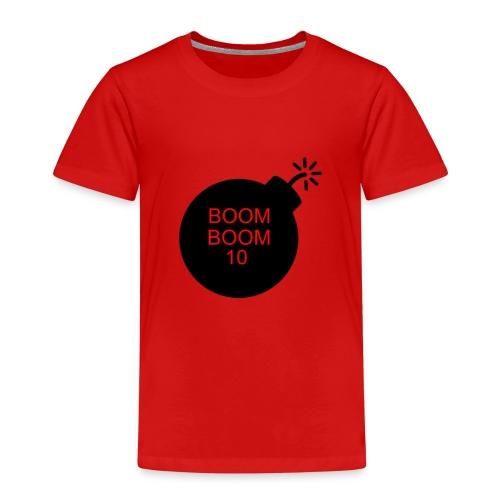 BOOMBOOM10 - Kids' Premium T-Shirt