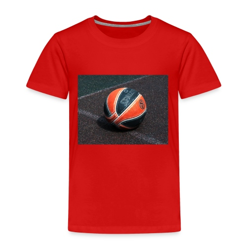 Basketball on Street - Kinder Premium T-Shirt