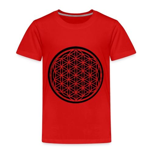 Blume des Lebens - Kinder Premium T-Shirt