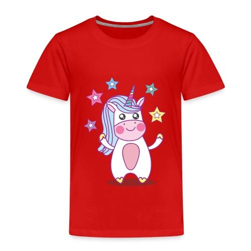 Kleines Einhorn - Baby Einhorn - Kinder Premium T-Shirt