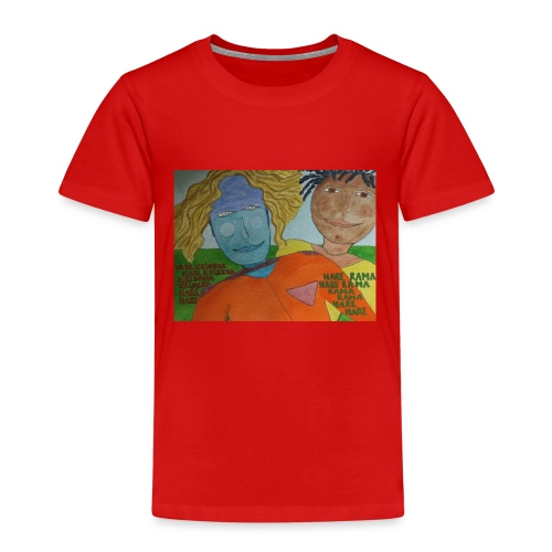 krishna red shirt - Kids' Premium T-Shirt