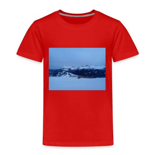 Alpen Österreich - Kinder Premium T-Shirt