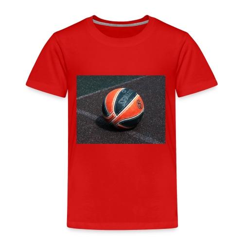 Basketball on Street - Kinder Premium T-Shirt
