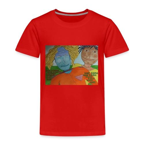 krishna red shirt - Kids' Premium T-Shirt