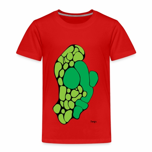 green man - Kids' Premium T-Shirt