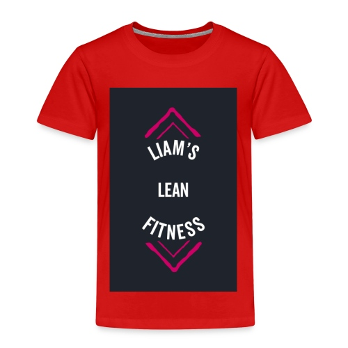 LIAM'S LEAN FITNESS - Kids' Premium T-Shirt