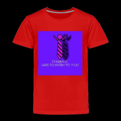 Stabimoc merch - Kids' Premium T-Shirt