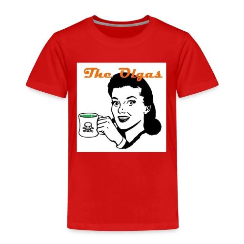 The Olgas - Kinder Premium T-Shirt