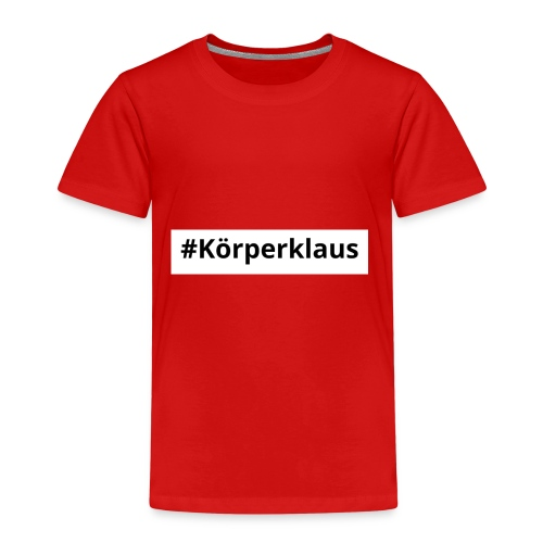 Koerperklaus - Kinder Premium T-Shirt