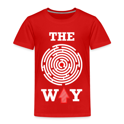 The Way - Kinder Premium T-Shirt