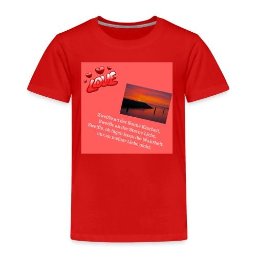 Motiv 12 Design Bild verändern siehe unten - Kinder Premium T-Shirt