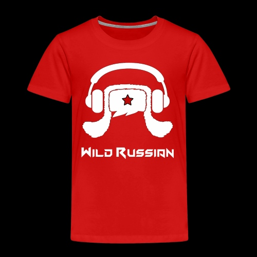 Wild Russian - Kinder Premium T-Shirt