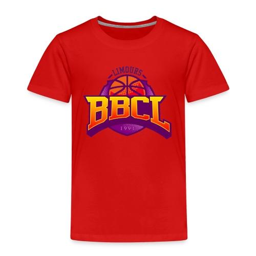 BasketBall du Canton de Limours - T-shirt Premium Enfant