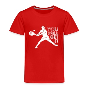 Tennis#1 - T-shirt Premium Enfant