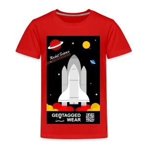 Rocket Science Kids - Kinder Premium T-Shirt