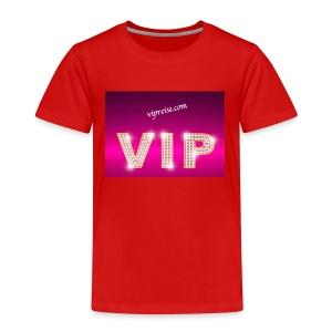 VIP REISER - Premium T-skjorte for barn