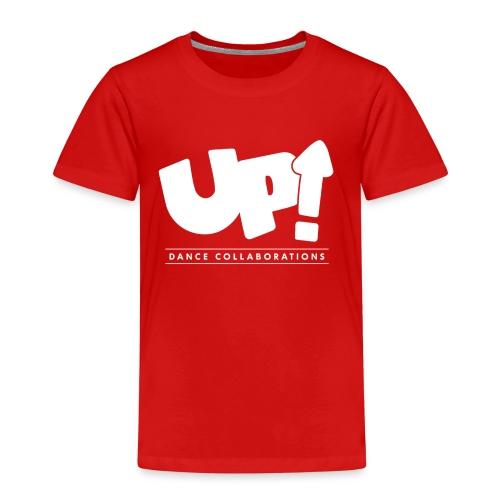 Up Dance White Logo - Kids' Premium T-Shirt