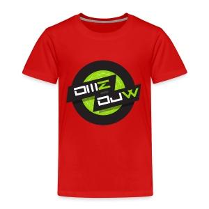 DJ DMZ & DJW Official Merch. - Kinderen Premium T-shirt