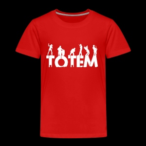 Just TOTEM logo - Kids' Premium T-Shirt