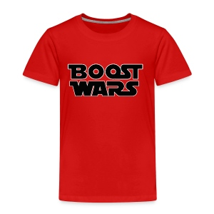 BOOST WARS - Kinder Premium T-Shirt