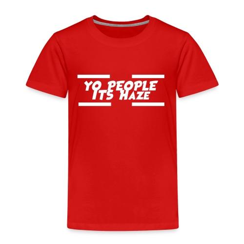 Yo People Its Haze Design - Kids' Premium T-Shirt