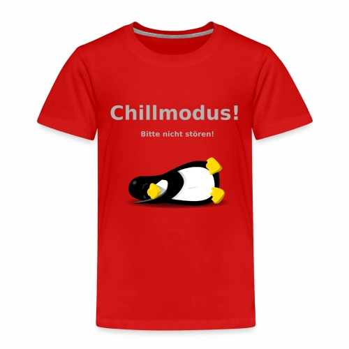 Chillmodus - Kinder Premium T-Shirt