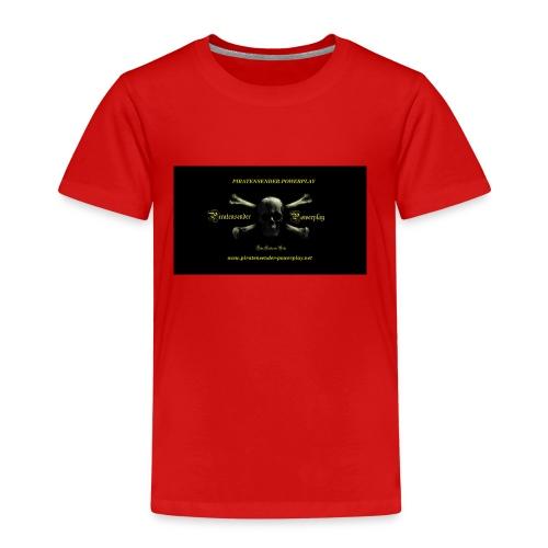 Piratensender-Powerplay - Kinder Premium T-Shirt