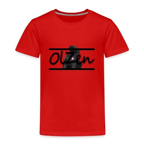 OlZen Grå Hettegenser - Premium T-skjorte for barn
