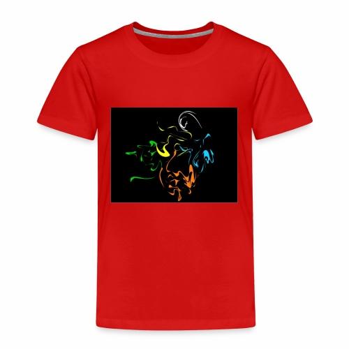 Multi color splash - Kids' Premium T-Shirt