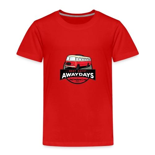 best days? Awaydays! - Kinderen Premium T-shirt