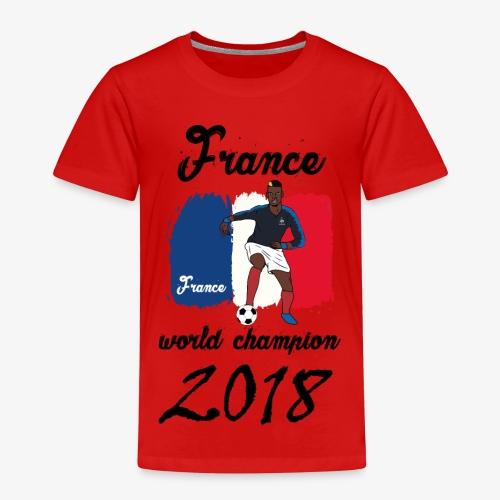 Frankreich - Kinder Premium T-Shirt