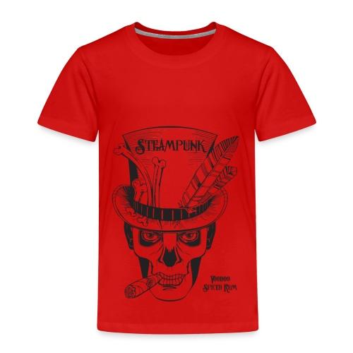 Steampunk Voodoo Spiced Rum - Kids' Premium T-Shirt