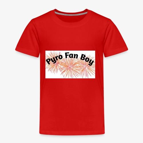 Pyro Fan Shop - Kinder Premium T-Shirt