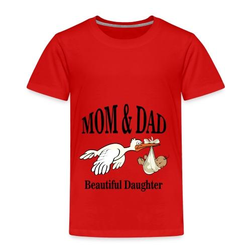 Beautiful Daughter - Kinderen Premium T-shirt