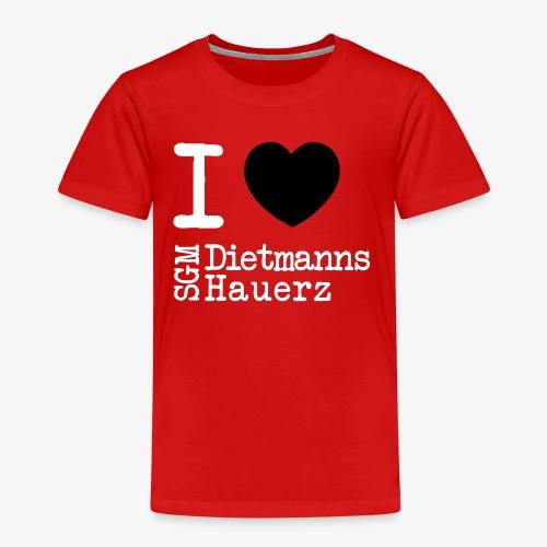 i herz sgm - Kinder Premium T-Shirt