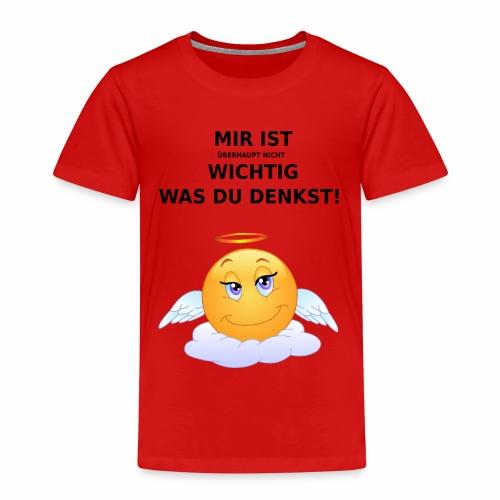 Ist mir nicht wichtig! - Kinder Premium T-Shirt