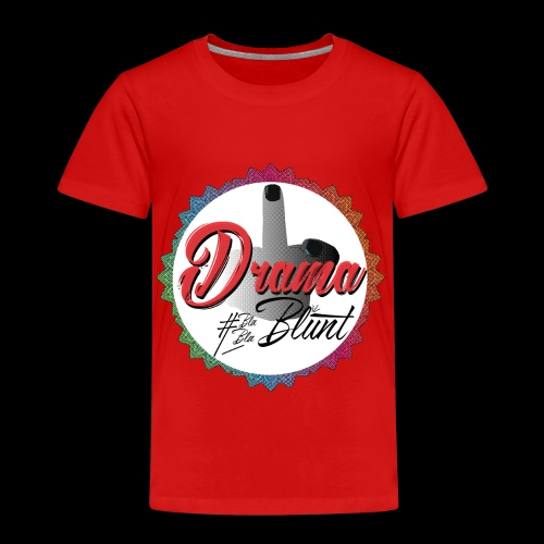 F**k Drama - Kids' Premium T-Shirt