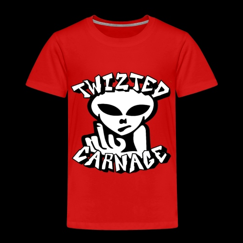 Twizted Carnage Events - Kids' Premium T-Shirt