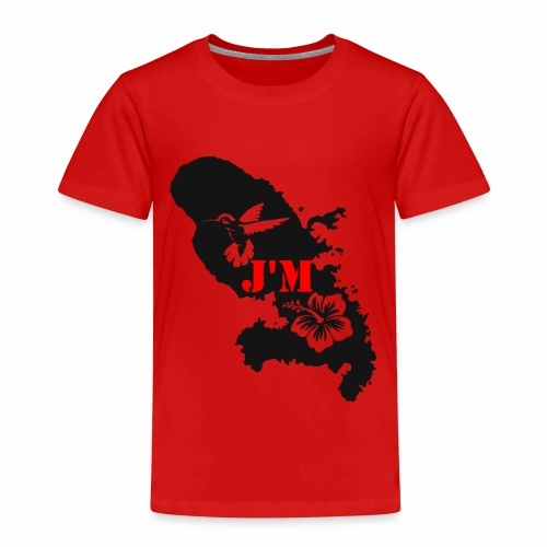 J'M La Martinique - T-shirt Premium Enfant