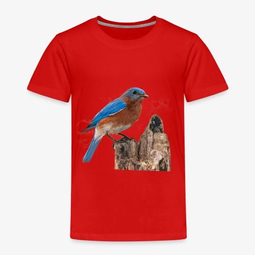 Oiseau Bleu D'été - T-shirt Premium Enfant