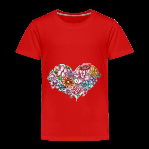 feeling's simbol - Maglietta Premium per bambini