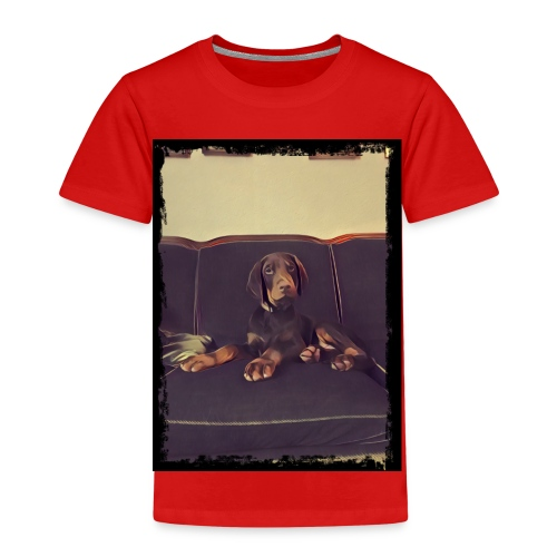 Hund - Kinder Premium T-Shirt