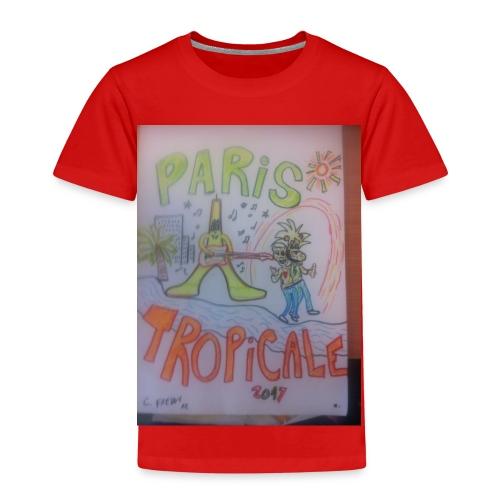 Paris tropicalLiberte - T-shirt Premium Enfant