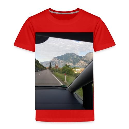 Urlaub Lago - Kinder Premium T-Shirt