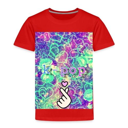 K-pop - Kinderen Premium T-shirt