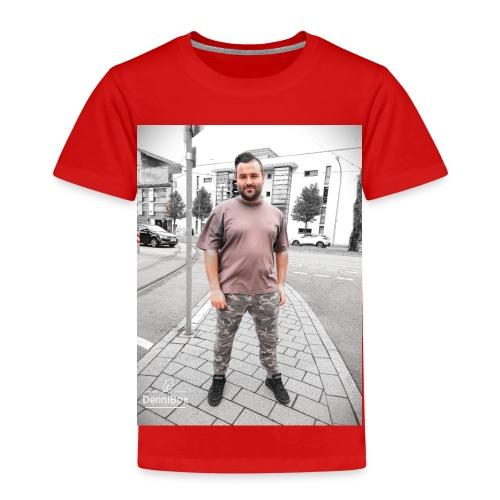 DenniBox Grau bild - Kinder Premium T-Shirt