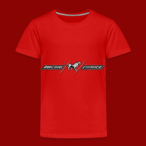Racing-France - T-shirt Premium Enfant
